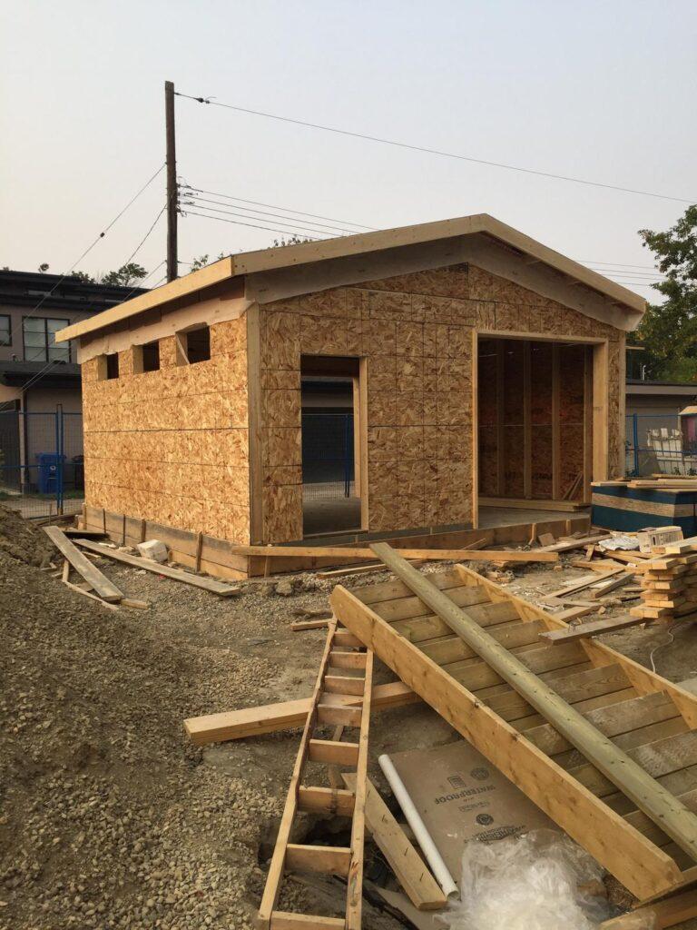 garage builder in calgary